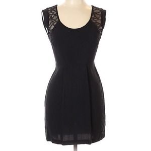 Urban Outfitters   little black dress size 2